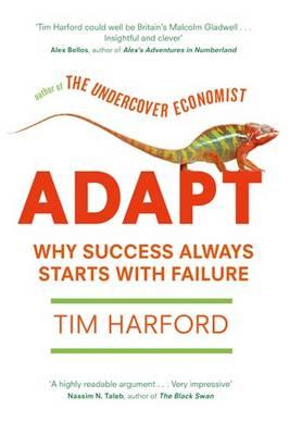 Cover for Adapt
