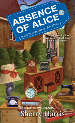 Absence of Alice (A Sarah W. Garage Sale Mystery #9) Cover Image