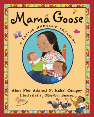 Mama Goose Cover
