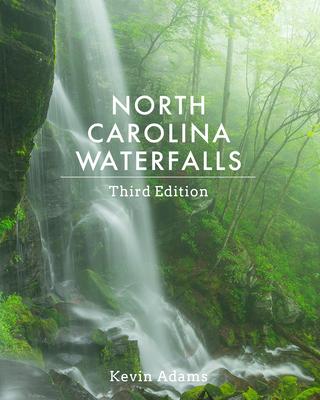 North Carolina Waterfalls Cover Image