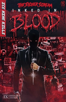 Ice Nine Kills: Inked in Blood Cover Image