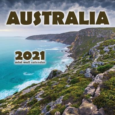 Australia 2021 Mini Wall Calendar Cover Image
