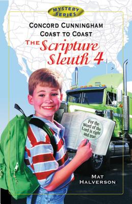 Concord Cunningham Coast to Coast: The Scripture Sleuth 4 (Concord Cunningham Mysteries) Cover Image