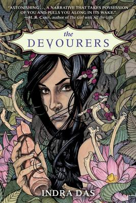 The Devourers: A Novel Cover Image