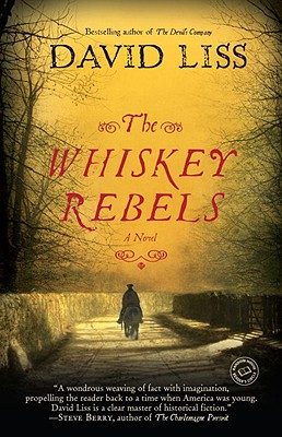 The Whiskey Rebels Cover