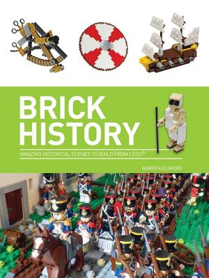 Brick History: A Brick History of the World in Lego Cover Image