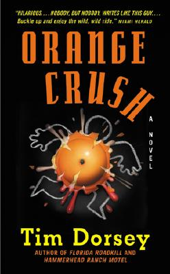 Orange Crush (Serge Storms #3) Cover Image