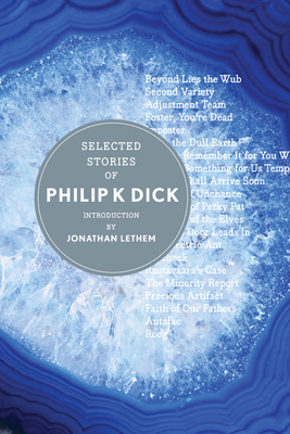 Selected Stories of Philip K. Dick Cover Image