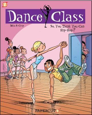 Dance Class #1 Cover