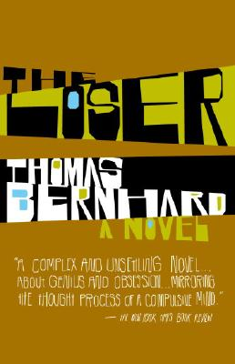 The Loser: A Novel (Vintage International) Cover Image