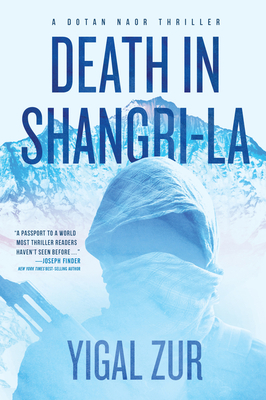 Death in Shangri-La (A Dotan Naor Thriller) Cover Image