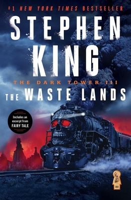 The Dark Tower III: The Waste Lands Cover Image