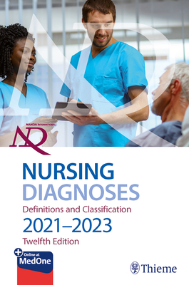 Nanda International Nursing Diagnoses: Definitions & Classification, 2021-2023 Cover Image