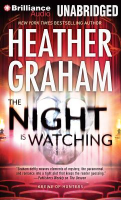 The Night Is Watching Cover Image