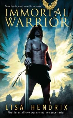 Immortal Warrior Cover