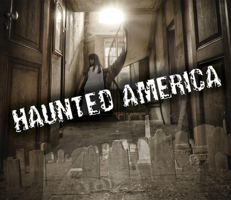 Haunted America Cover Image