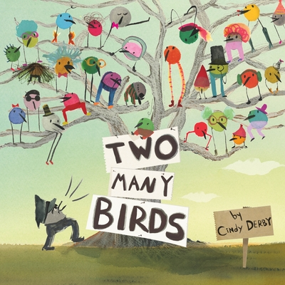 Two Many Birds Cover Image