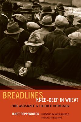 Cover for Breadlines Knee-Deep in Wheat