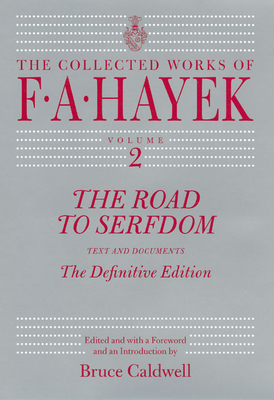The Road to Serfdom Cover