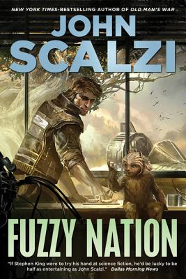 Fuzzy Nation Cover