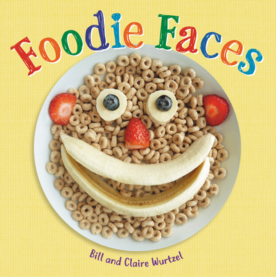 Foodie Faces Cover Image