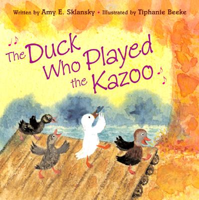 The Duck Who Played the Kazoo Cover