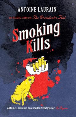 Cover for Smoking Kills