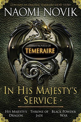 In His Majesty's Service Cover
