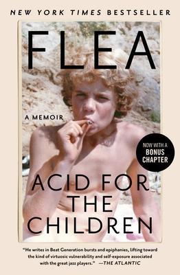 Acid for the Children: A Memoir Cover Image