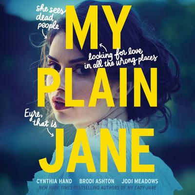 My Plain Jane Lib/E Cover Image