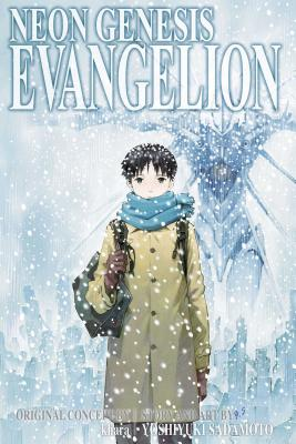 Neon Genesis Evangelion 2-in-1 Edition, Vol. 5: Includes vols. 13 & 14 (Neon Genesis Evangelion 3-in-1 Edition) Cover Image
