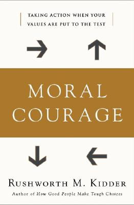 Moral Courage Cover