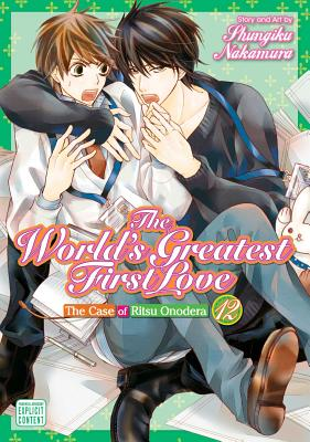 Cover for The World's Greatest First Love, Vol. 12
