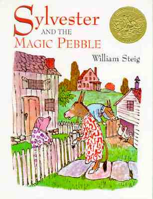 Sylvester and the Magic Pebble Cover