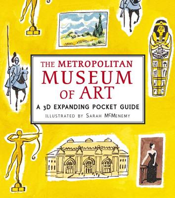 The Metropolitan Museum of Art: A 3D Expanding Pocket Guide Cover Image