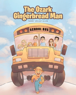 The Ozark Gingerbread Man Cover Image