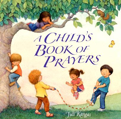 A Child's Book of Prayers Cover
