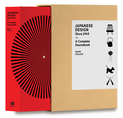 Japanese Design Since 1945: A Complete Sourcebook Cover Image