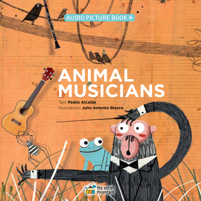 Animal Musicians Cover Image