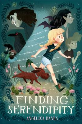 Finding Serendipity (Tuesday McGillycuddy Adventures) Cover Image