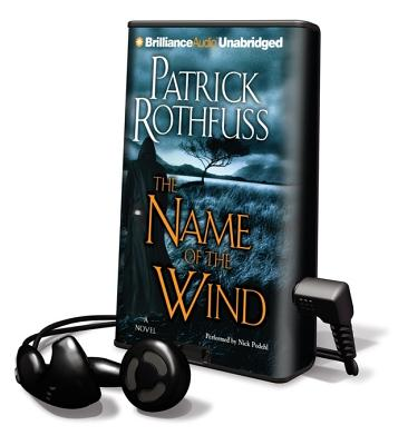 The Name of the Wind Cover Image