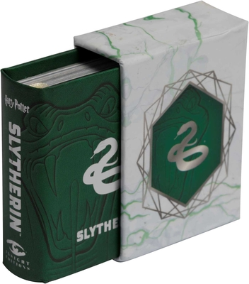 Harry Potter: Slytherin (Tiny Book) Cover Image
