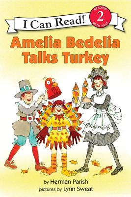 Amelia Bedelia Talks Turkey Cover