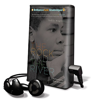 The Rock and the River [With Earbuds] (Playaway Children) Cover Image