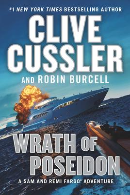 Wrath of Poseidon Cover Image