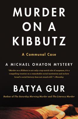 Murder on a Kibbutz Cover