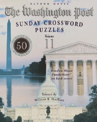 The Washington Post Sunday Crossword Puzzles, Volume 11 Cover