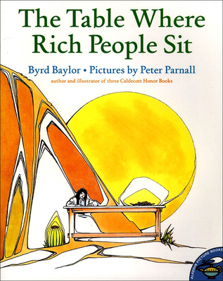 The Table Where Rich People Sit Cover