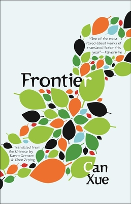 Frontier Cover Image