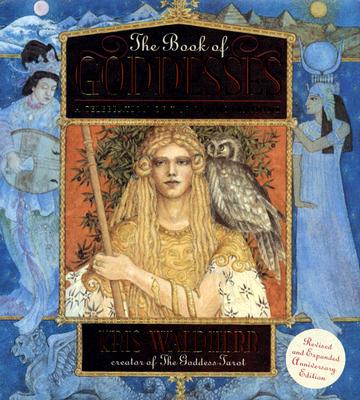 The Book of Goddesses Cover